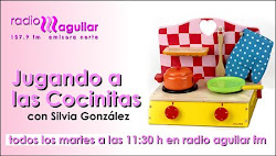 Mis recetas en la radio