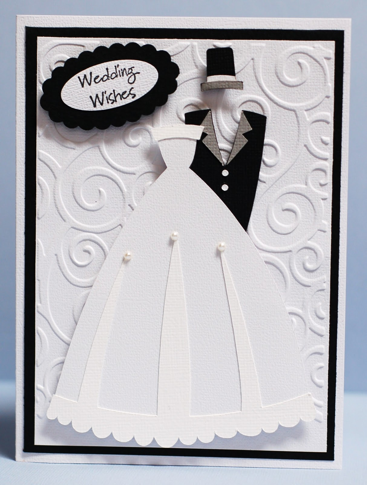 Paper Creations By Kristin Wedding Cards