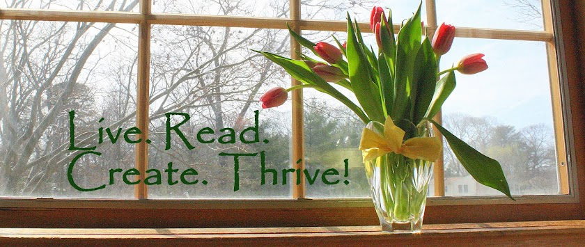 Live. Read. Create. Thrive!