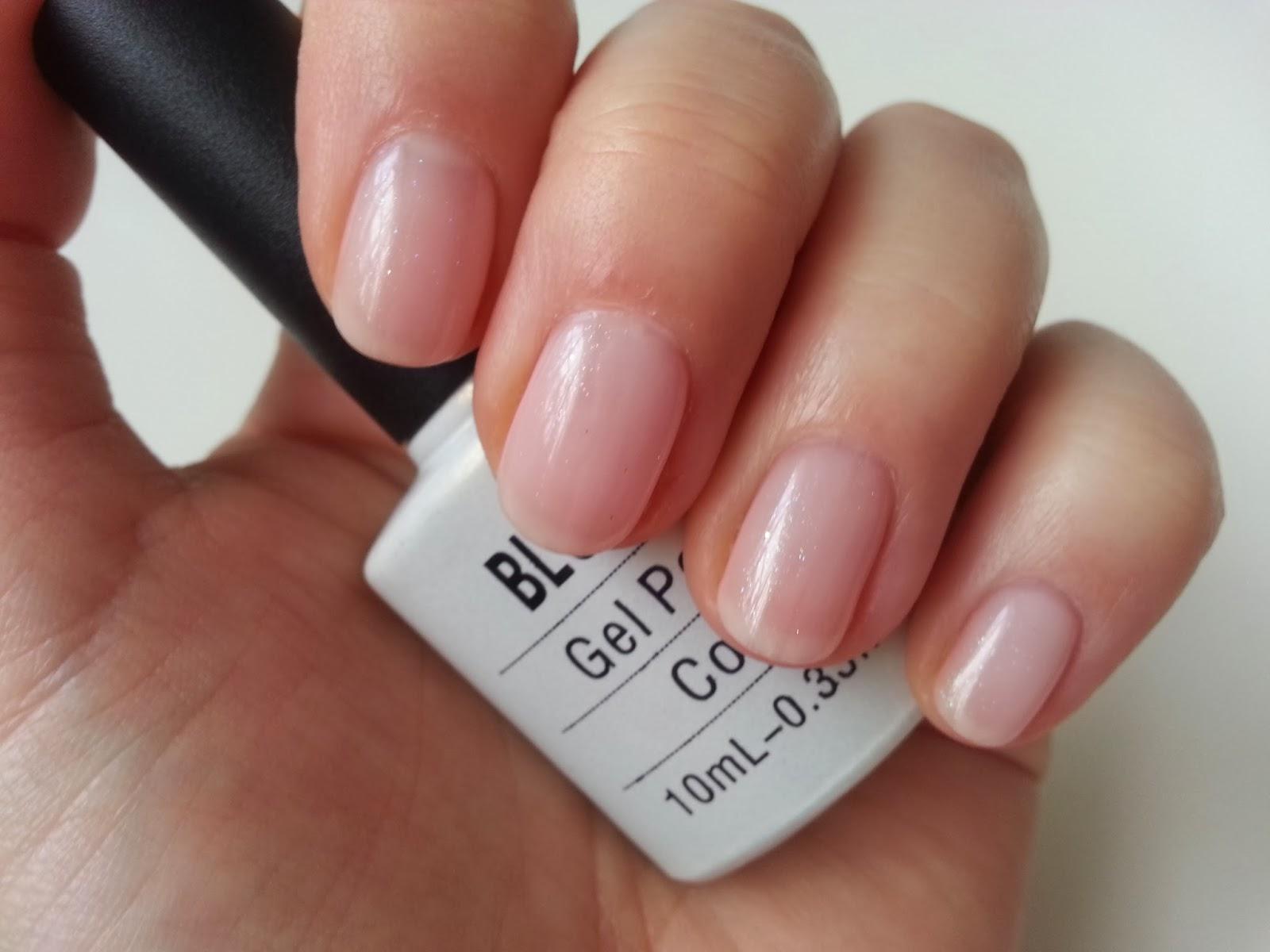 manicure hybrydowy (shellac)