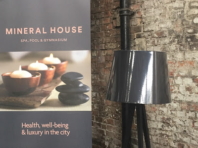 Mineral House Spa and Pool at Crowne Plaza Newcastle city centre