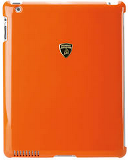 Lamborghini Inspired iPad Cover