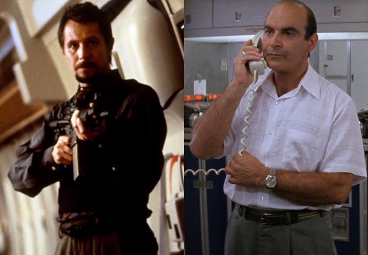 Air force one movie cast