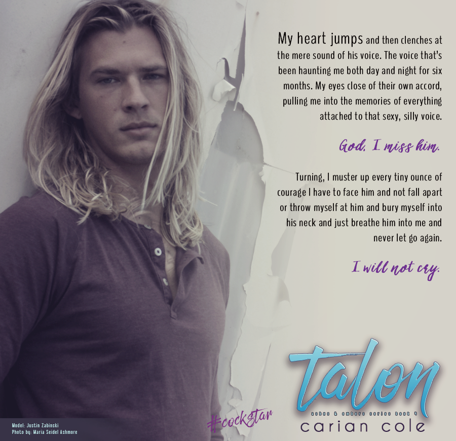 de297c90 Fangirl Moments And My Two Cents @fgmamtc: Talon by Carian Cole ...