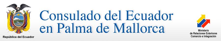 Consulado del Ecuador en Palma de Mallorca