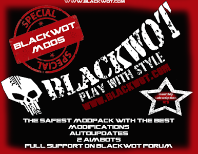 BLACKWOT MODS