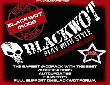 BLACKWOT MODS