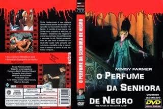 O PERFUME DA SENHORA DE NEGRO
