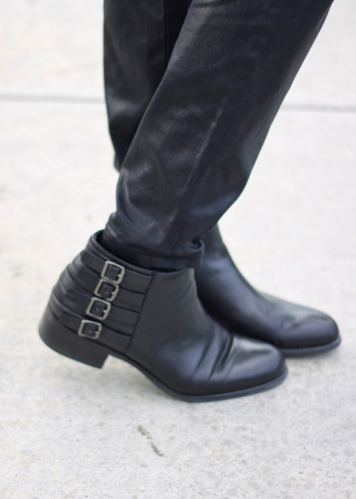 Marshalls booties