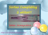 Sorteo Cumpleblog 2 años de Mossita Bella