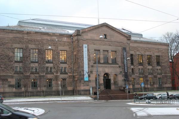 Oslo Biblioteka Narodowa