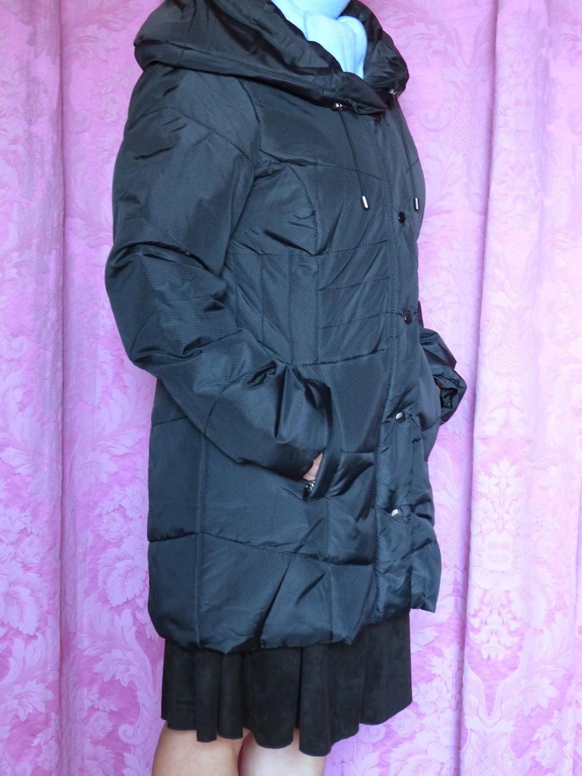 Exemple manteau doudoune