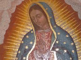 A Senhora de Guadalupe