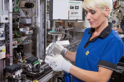 Bosch a produs 100.000.000 de sisteme ESP care salveaza vieti