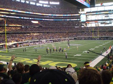 Cowboys Stadium 9/3/11