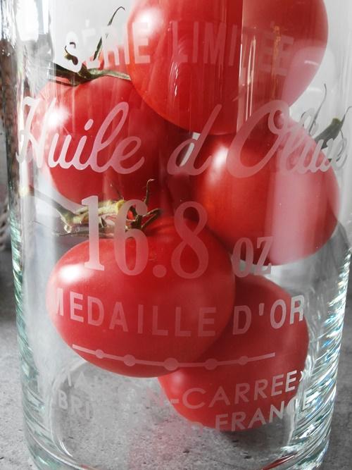 Tomaten H&M Glas Wohnen