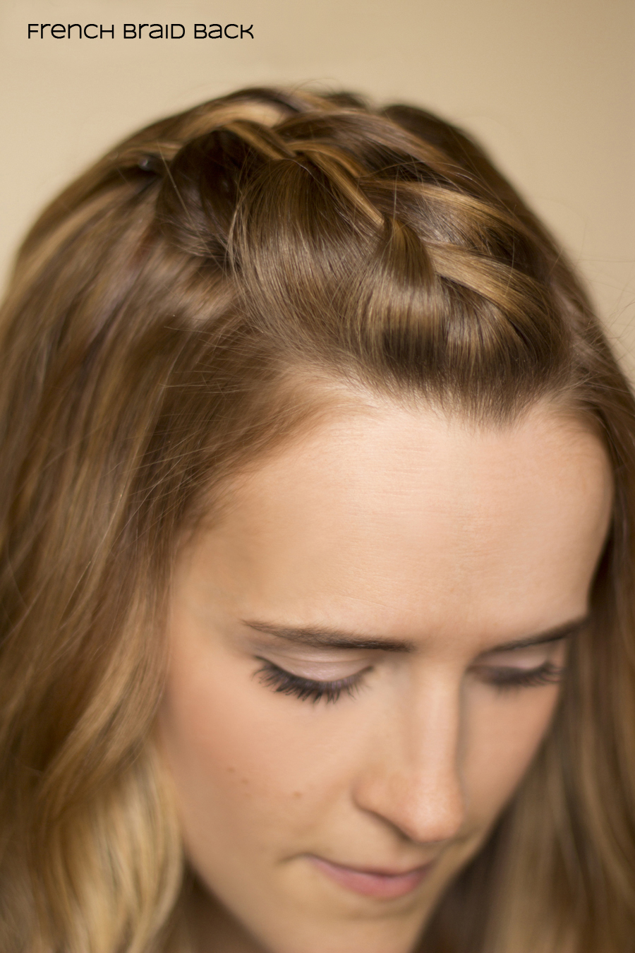 Hair bangs braids fifteen ways to pin back your bangs urmus Image collections