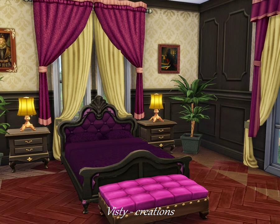 Master bedroom mansion