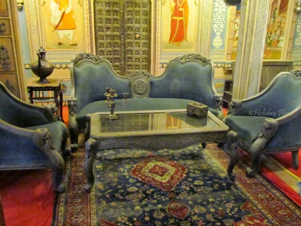 Furniture of 19th century