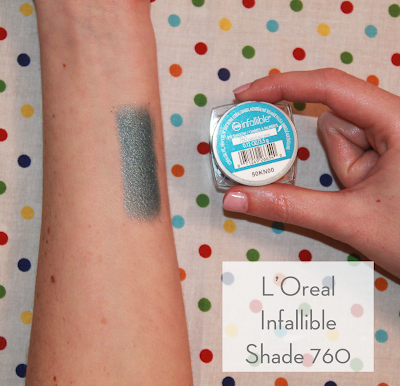 L'Oreal Infallible Shade 760 Review