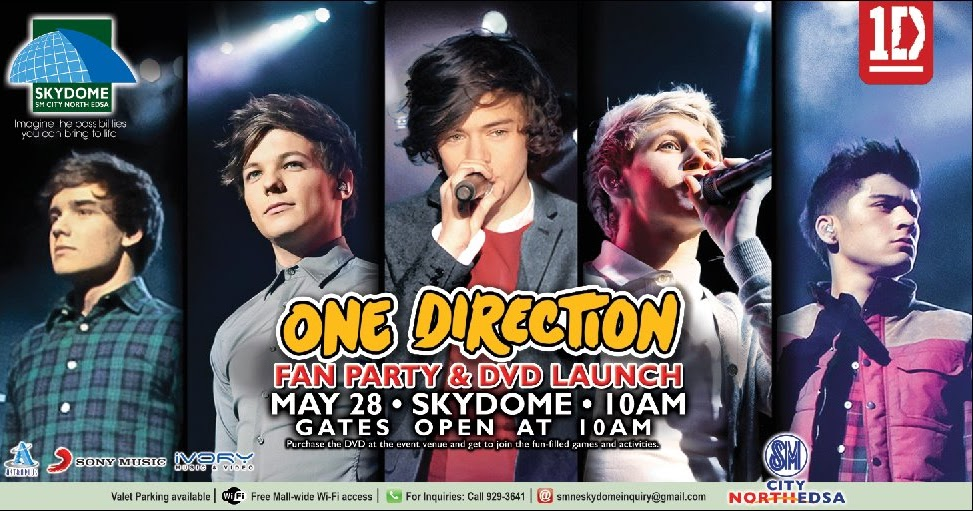 One Direction Take Me Home Tour Dvd Release Date
