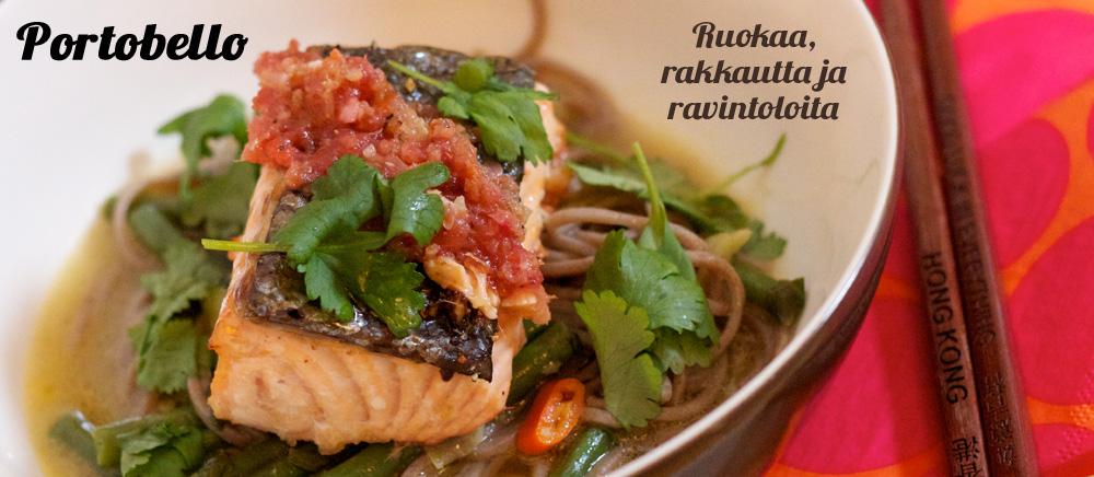 Portobello - Ruokaa, rakkautta ja ravintoloita