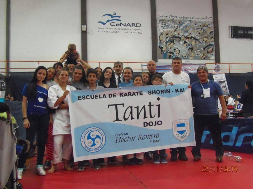 ESCUELA DE KARATE - SHORIN KAI