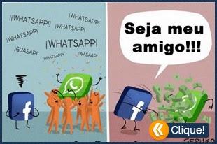A verdade sobre a compra do Whatsapp pelo Facebook
