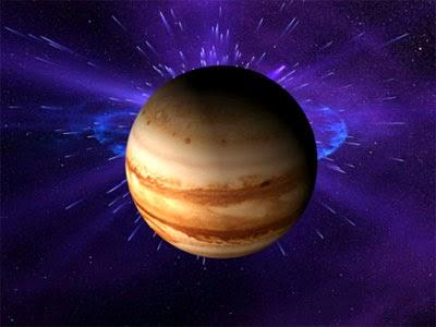 Jupiter, the planet of expansion