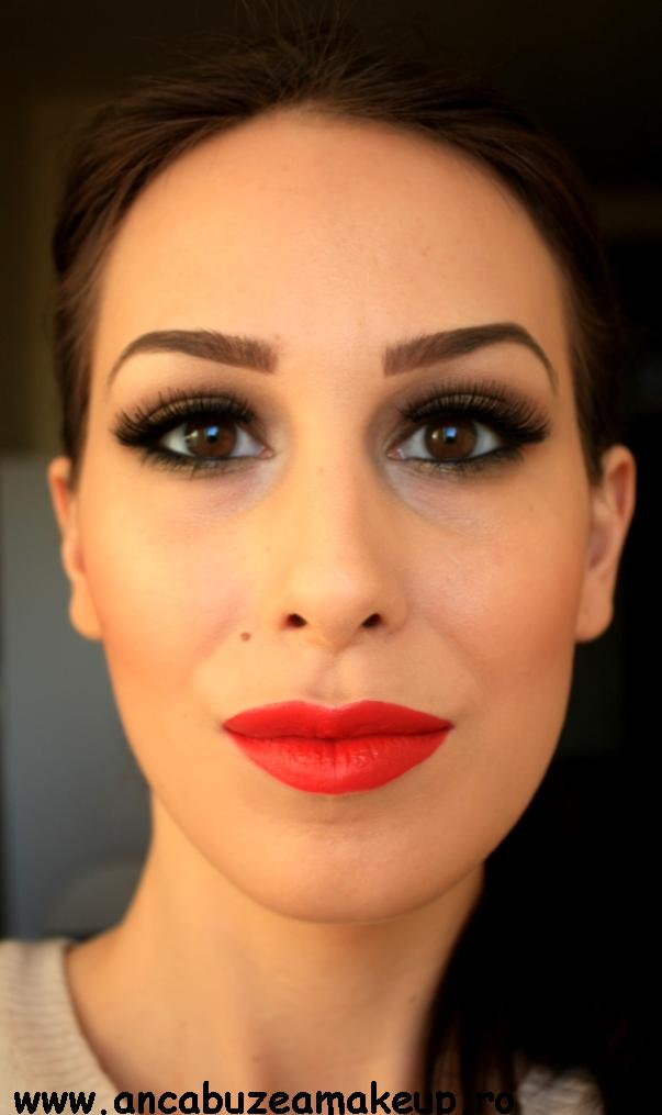 Anca Buzea Make-Up
