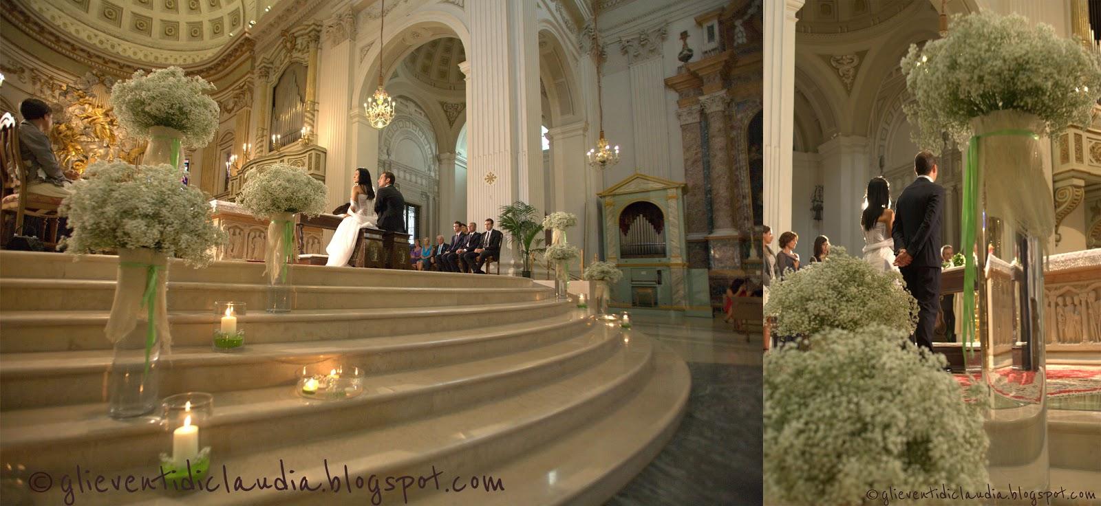Gli eventi di claudia confetti co amica e for Addobbi tavoli matrimonio con candele