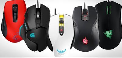 10 Mouse Gaming Terbaik , harga mouse gaming, mouse game terbaik, daftar harga mouse gaming, gaming mouse