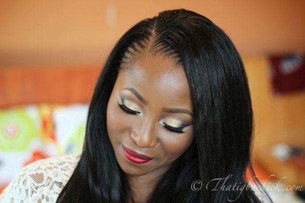 Dami Olowoyo Blog Diy How To Make A Crochet Braid Hair