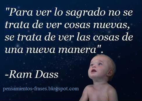 frases de Ram Dass