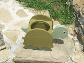 TURTLE PLANTERS (PICK UP OR DROP OFF)