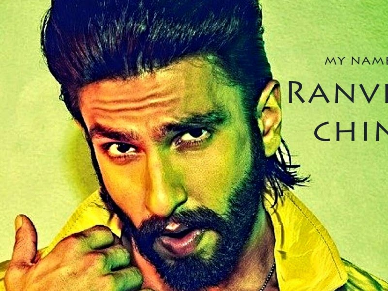 Ranveer Ching 5 Best Looks in Movie ' My Name is Ranveer Ranveer Ching ' Ranveer Singh Wallpapers Posters of Movie ' my name is Ranveer Ranveer Ching '.