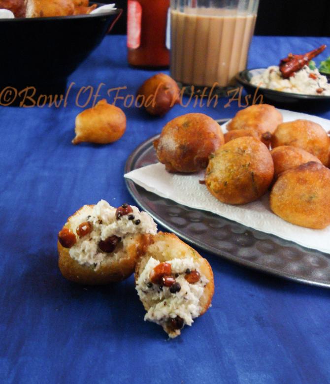 Mangalore bajji Recipe | How To Make Goli Baje