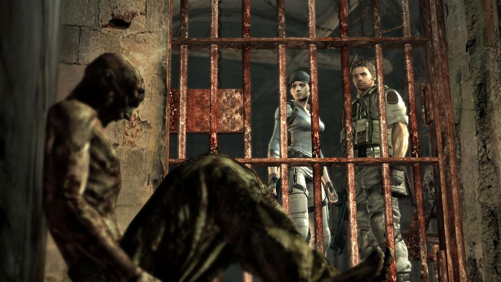 Resident Evil HD & Widescreen Wallpaper 0.20842322053089