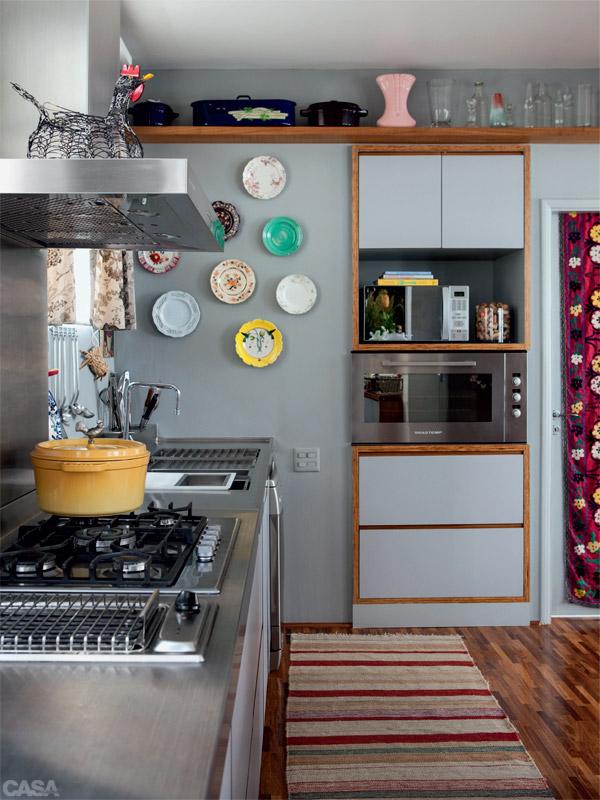 Lar Sempre Lar A COZINHA DE RITA LOBO # Cozinha Simples Gnt