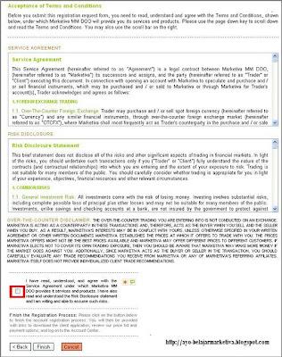 Panduan cara mendaftar marketiva
