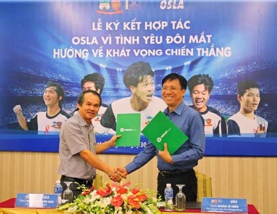 Osla cùng U19 Hoàng Anh Gia Lai hướng về khát vọng chiến thắng