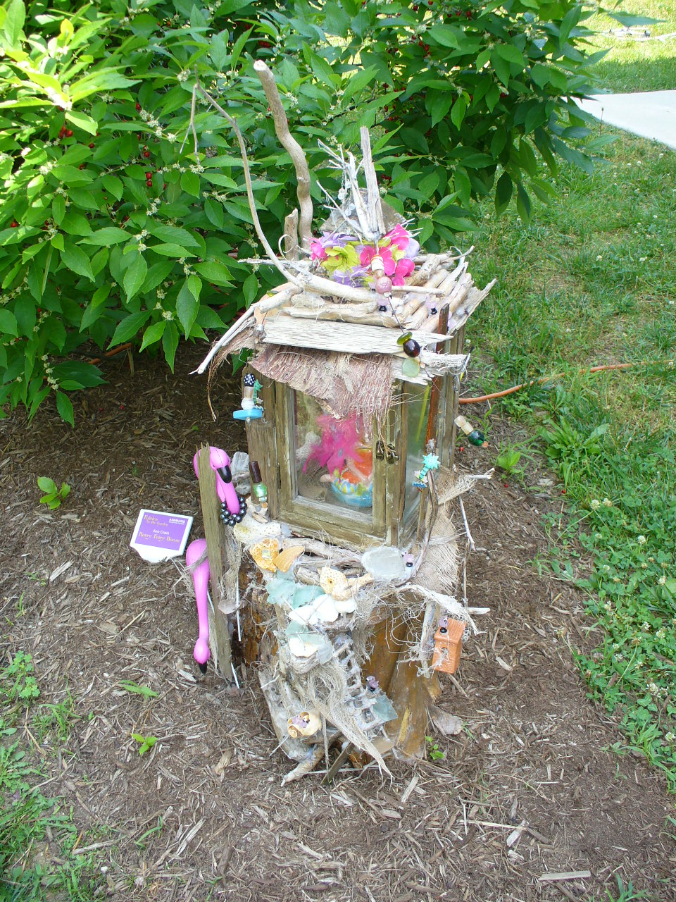Grandma Kathy 39 S Blog Fairy Houses And Craft Sale At Anne