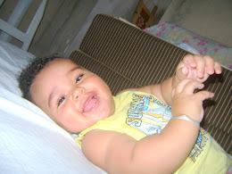 O sorriso mais lindo de minha vida