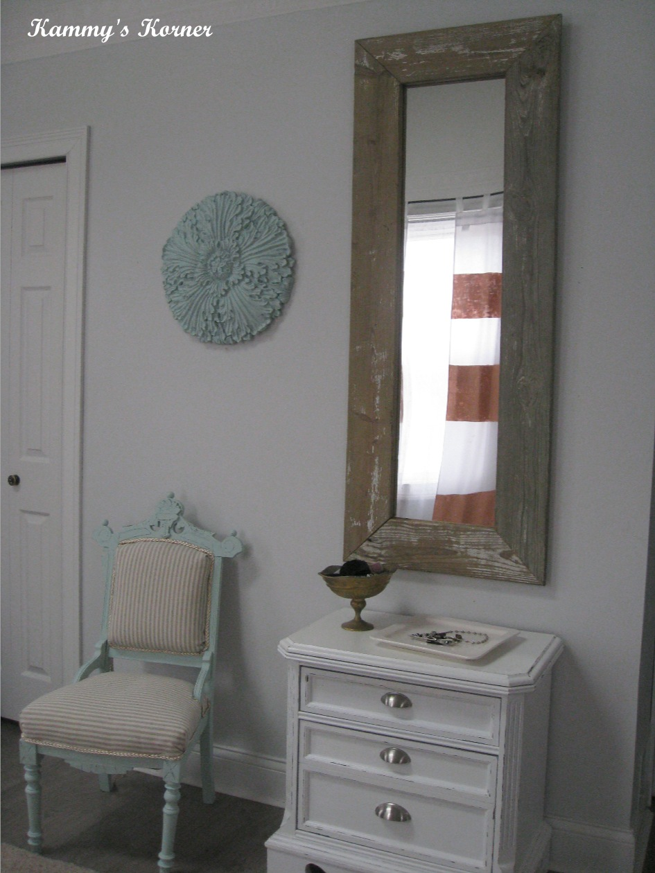 Kammy 39 S Korner Fenced In Mirror Master Bedroom