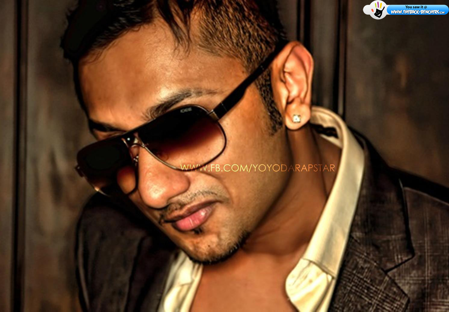 Yo Yo Honey Singh Hair Style