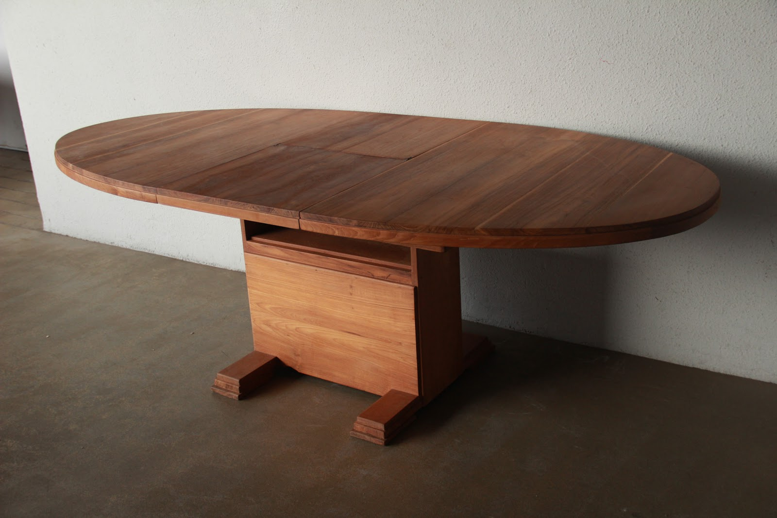 Vintage Extendable Dining Table Discerning For Designs The Dominating Influence Of Midcentury