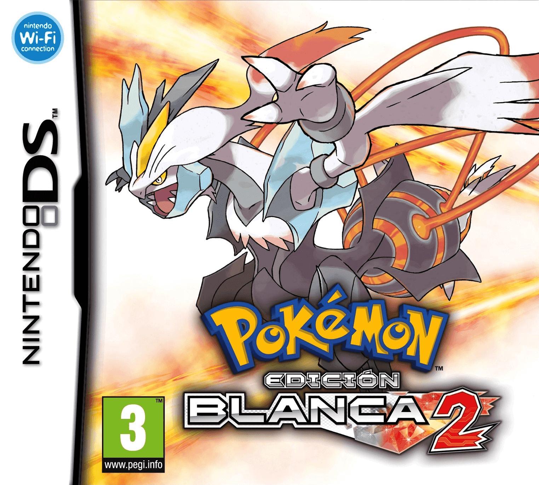 Pokemon Edición Blanca 2 (Español) (Nintendo DS)