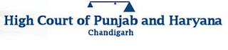High Court of Punjab & Haryana at Chandigarh- Clerk -jobs Recruitment 2015 Apply Online