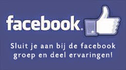 Van harte welkom in de (besloten) Facebookgroep