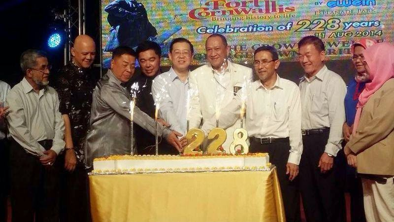 DS Nazri Aziz Rasmi Majlis Di Pulau Pinang Lagi Sayang Sungguh Beliau Dengan Lim Guan Eng
